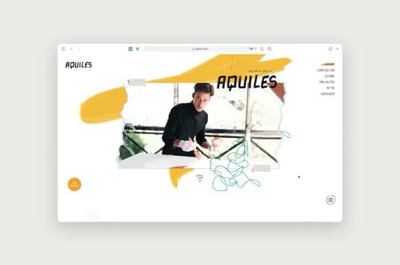 AQUILES - WIP